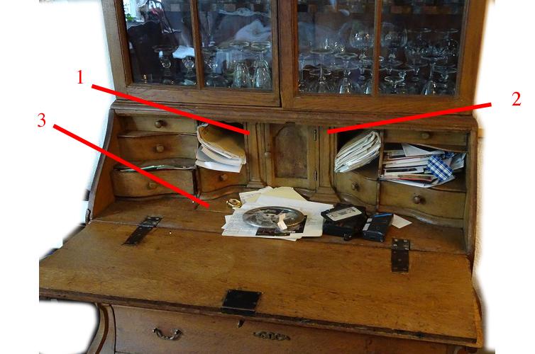 antiquit ten aus einem zahnarztnachlass. Black Bedroom Furniture Sets. Home Design Ideas