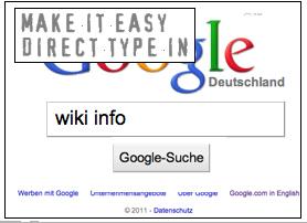 gehört wikipedia zu google