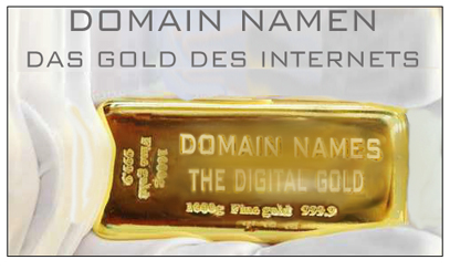 internetdomains das digitale gold