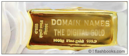 Domain Namen Das Gold des Internets Domin Names Digital Gold