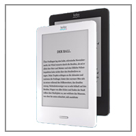 KOBO E-BOOK READER